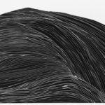 Chutes linogravure 1 - 39,5x38,5cm 2009