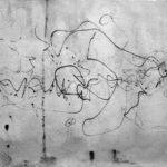 Gravure Joan Beall 2016 pointe sèche