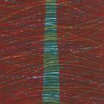 Jeux de Lignes et de Couleurs - Linogravure 29 x 20 cm 2018