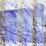 Joan Beall 2010 - technique mixte 36x55 cm