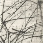 Joan Beall 2015 pointe sèche noire